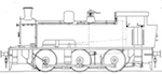 the Wemyss Private Railway Resources Modelling - Andrew Barclay Tank 0-6-0T